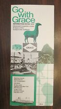 Go With Grace Line Cruise Ship Information / Rates 1970 Brochure