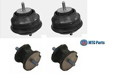 BMW E36 E46 Motor Engine Transmission Mount KIT Set of 4