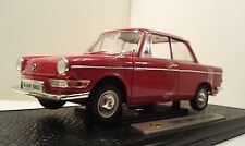 1:18 Signature Models 1962 BMW LS Luxus RED diecast car model NEW