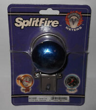 Splitfire electrical gauge mounting cup - Blue, (52mm) SC102E