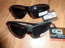 2 mens Sunglasses ~ active Eye Gear by Foster Grant comb retail 50.00