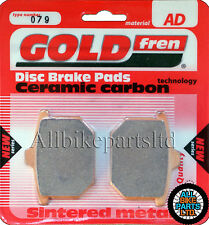 Honda CX 400 Front Sintered Brake Pads 1981 Onwards - Goldfren - CX400 CX-400