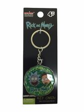 Rick And Morty Portal Officially Licensed Metal Key Chain