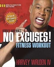 Harvey Walden's No Excuses! Fitness Workout by Harvey Walden IV (2007,...