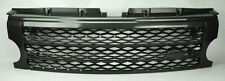 LR3 Discovery 3 05-09 Gunmetal Grey Honeycomb Mesh Front Bumper Hood Grill