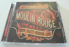 Moulin Rouge - Music From Baz Luhrmanns Film (CD Album 2001) Used Very Good