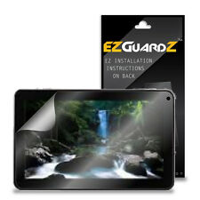 "2X EZguardz LCD Screen Protector Skin Cover HD 2X For iRulu AX105 10.1"" Tablet"