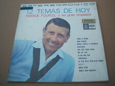 franck pourcel 12 temas de hoy south american / colombian pressing lp
