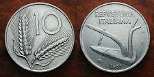 1951  Repubblica Italiana  10 lire