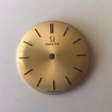 Vintage Original Omega Swiss Made 18k Watch Dial - For Caliber 620, 625 Movement