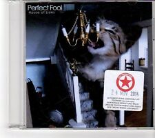 (FP246) Perfect Fool, House of Lions - 2014 DJ CD