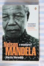 Nelson Mandela: A Biography by Martin Meredith (Paperback, 1998)