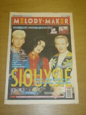 MELODY MAKER 1991 MAY 11 SIOUXSIE EMF NORTHSIDE CURVE