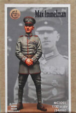 Model Cellar German Ace Max Immelman WW1 1/32 unpainted kit MIKE GOOD