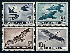 Österreich Mi-Nr: 984-987 ** postfrisch, Vögel