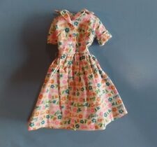 Vintage Barbie Doll Clothes - Vintage Barbie Learns to Cook 1634 - Dress Only