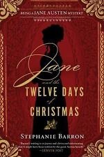 Jane and the Twelve Days of Christmas (Being a Jane Austen Mystery), Barron, Ste