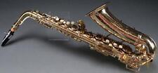 C.G. Conn 6M Naked Lady Lady Face Alto Saxophone Sax 1939 Vintage Excellent