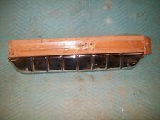 NOS MoPar 1957 Plymouth Savoy Belvedere Fury Rear Bumper Chrome Skirt #1639500