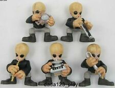 5PCS Star Wars Galactic Heroes FIGRIN D'AN CANTINA BAND Figures M28