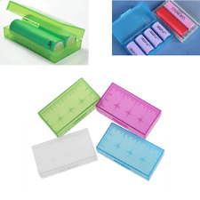 4pcs Ultrafire Battery Case Box Holder Storage For 16340/CR123A/18650/18700
