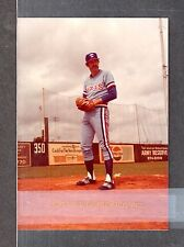 Doyle Alexander RANGERS UNSIGNED 3-1/2 x 4-7/8  COLOR ORIGINAL SNAPSHOT PHOTO #5