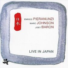 Live in Japan by Enrico Pieranunzi (CD, May-2007, 2 Discs, CAM Jazz)