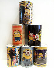 Officially Licensed Despicable Me/Minions Small Money Tin
