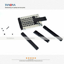 10pcs Lenovo Thinkpad T60P T61P 15.4 Wide Screen HDD Hard Drive Cover Caddy Rail