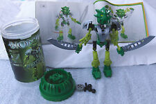 LEGO SET 8567 - BIONICLE LEWA NUVA, Complete with Canister & Instructions
