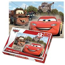Trefl 24 Piece Maxi Boys Kids Disney Pixar Cars 2 Large Pieces Jigsaw Puzzle NEW