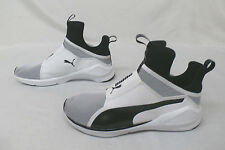Puma Women's Fierce Core Sneakers Shoes White/Black 188977-02 Size 8.5