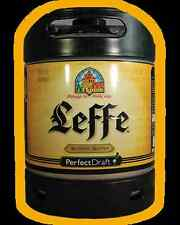 BIRRA LEFFE BIONDA FUSTO L6 PER IMPIANTO SPINA PERFECT DRAFT PHILIPS KIT 3 FUSTI
