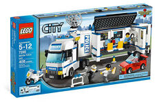 Lego 7288 Mobile Police Unit New in Box