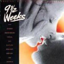 Original Soundtrack :  9 1/2 Weeks Us Lp