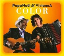 Color 2013 by Papa Noel & Viviane a . EXLIBRARY *NO CASE DISC ONLY*