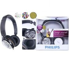 philips SHL8800 HeadBand with Exchangable Covers Headphones /GENUINE