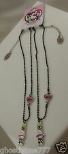 Hello Kitty and friends 40th anniversary necklace BFF best friends friendship