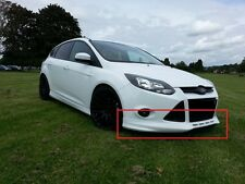 FORD FOCUS 3 MK3 BODY KIT ZETEC S LOOK FRONT AND REAR BUMPER SPOILERS SIDE SKIRT