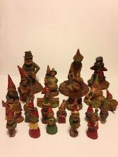 Lot Of 25 Tom Clark Gnome Figurines