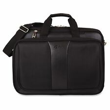 """Bond Street Executive Carrying Case [briefcase] For 17"""" Notebook - Black -"""