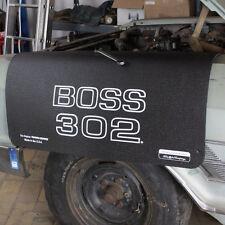 Ford Mustang Boss 302 Fender Gripper Cover Kotflügel Schoner Antirutschmatte