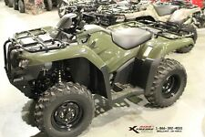 New 2015 Honda RANCHER 420 POWER STEERING FOOT shift $5850 4X4 Fuel Injected 0mi
