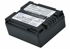 Li-ion Battery for Panasonic VDR-D150EG-S NV-GS120K VDR-D160 SDR-H20EG-S NEW