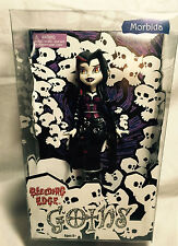 "Bleeding Edge Goths Series 1 Gothic 7"" Dolls  Morbida Neu"