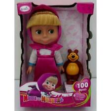 Masha and the Bear.Sound & talking toу 100 phrases and 4 songs //Masha i Medved