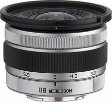 PENTAX 08 wide angle zoom lens WIDEZOOM Q mount 22827 Lens camera Free shipping