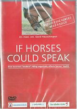 If Horses Could Speak by Dr. Gerd Heuschmann
