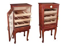 Prestige Import Group Belmont Freestanding Cabinet Cigar Humidor