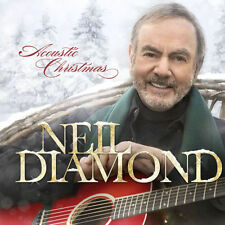 NEIL DIAMOND - ACOUSTIC CHRISTMAS - CD - Sealed